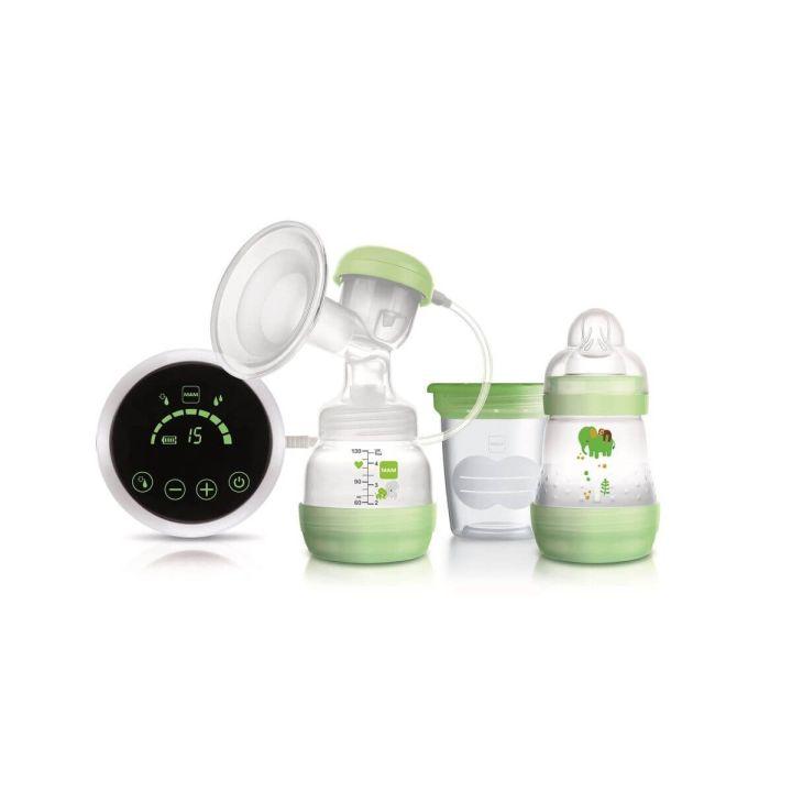 Test et Avis Produit : Tire-lait manuel/électrique simple pompageMAM