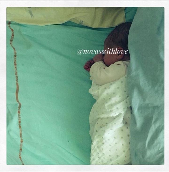 Historique du sommeil de Bébé Nova (naissance-30mois)