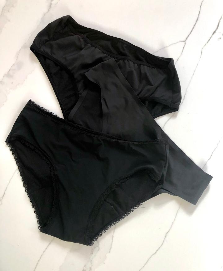 J'ai testé les culottes menstruelles!