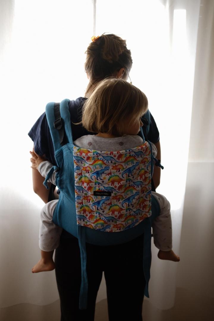 Test et Avis sur le porte-bébé Cliptsy taille bambin de PtitsyMoloko