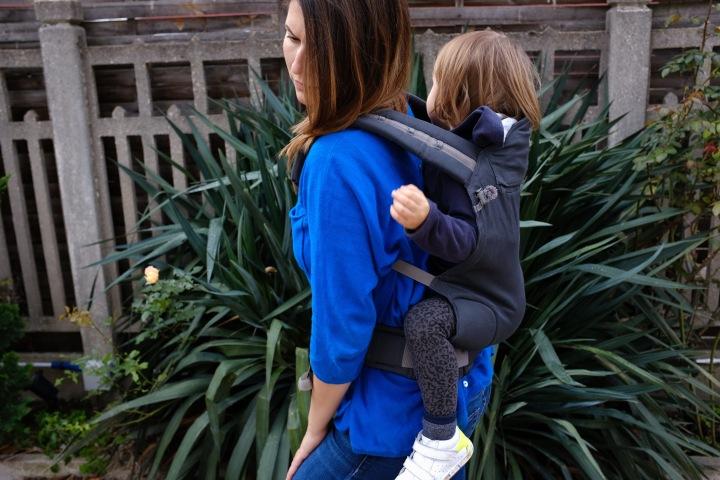 Test et Avis sur le porte-bébé P4 Preschool de Ling Lingd'amour