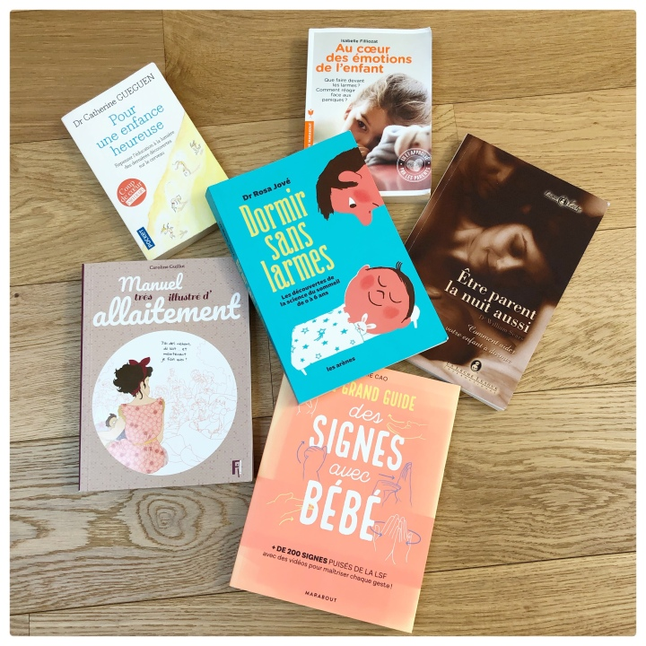 Les must-read : les quelques livres que tous les parents devraientlire
